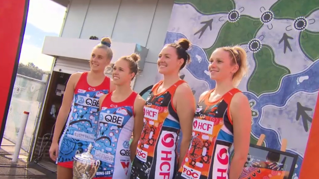 Super Netball to play Indigenous Round