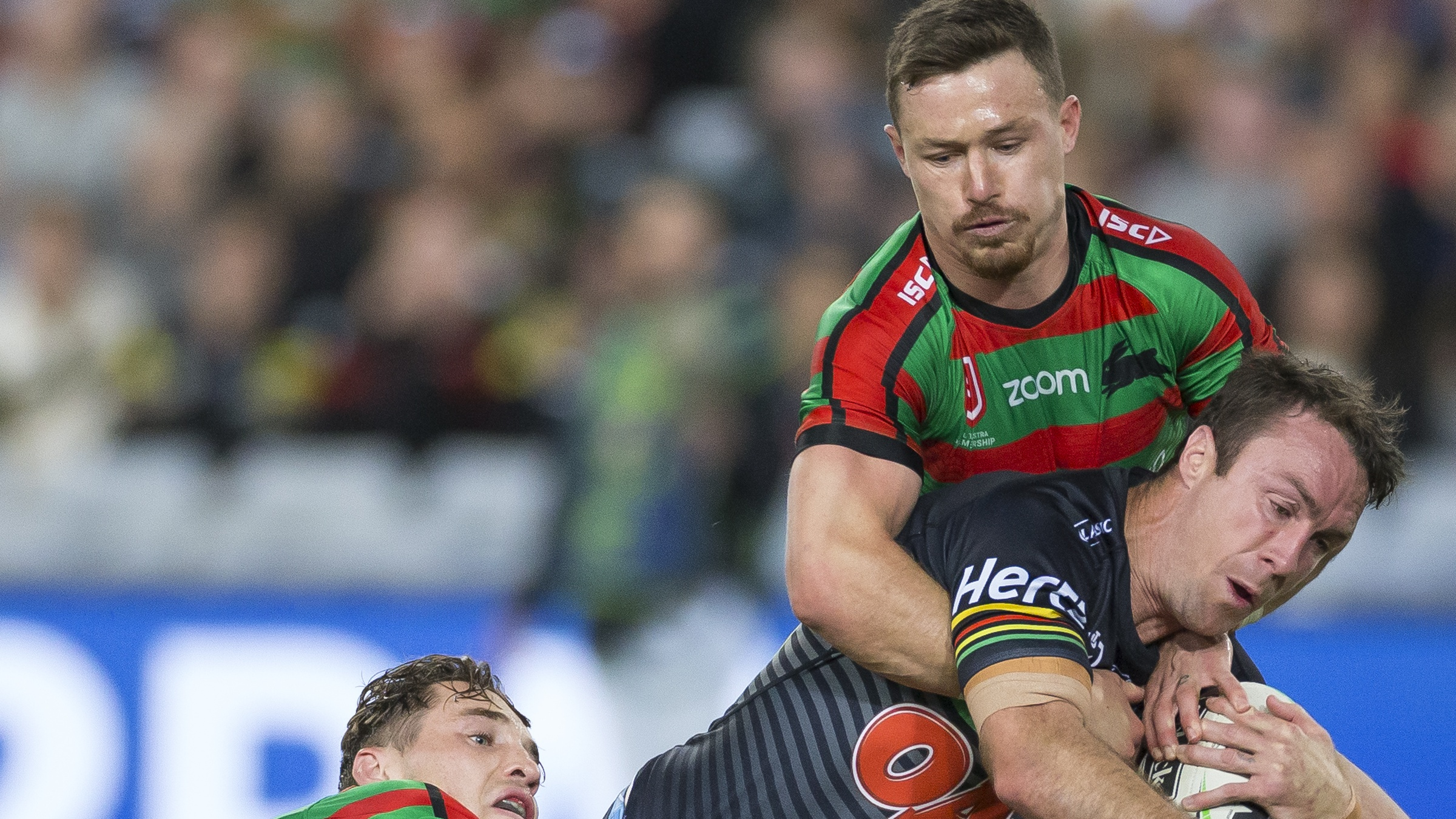 NRL Highlights: Rabbitohs v Panthers - Round 14