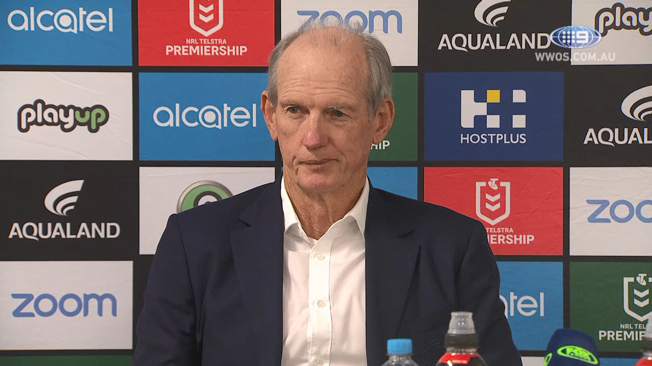 NRL Press Conference: Wayne Bennett - Round 14