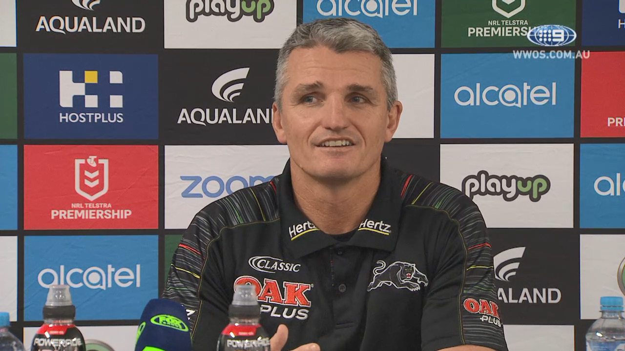 NRL Press Conference: Ivan Cleary - Round 14