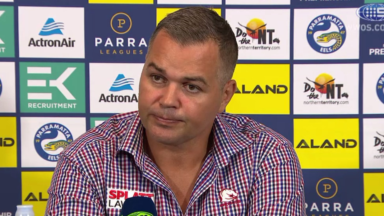 NRL Press Conference: Anthony Seibold - Round 14
