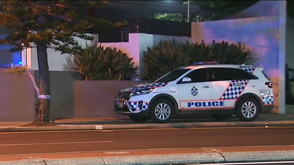 Man shot in Surfers Paradise