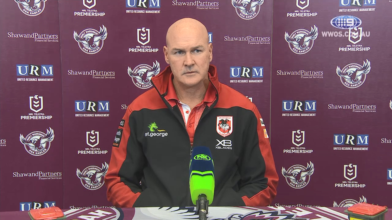 NRL Press Conference: Paul McGregor - Round 14