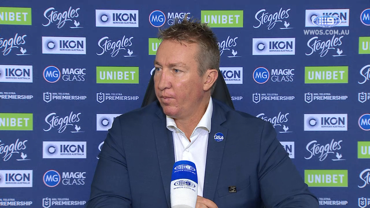 NRL Press Conference: Trent Robinson - Round 14