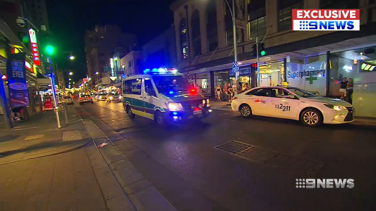 Adelaide man rushed to hospital after drink allegedly spiked