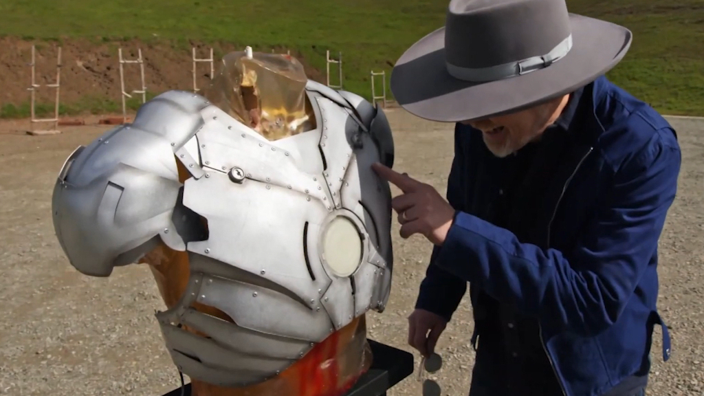 Mythbusters icon builds 'Iron Man suit' on new show