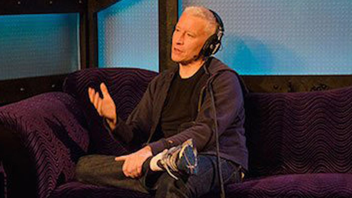 Anderson Cooper talks inheritance with Howard Stern
