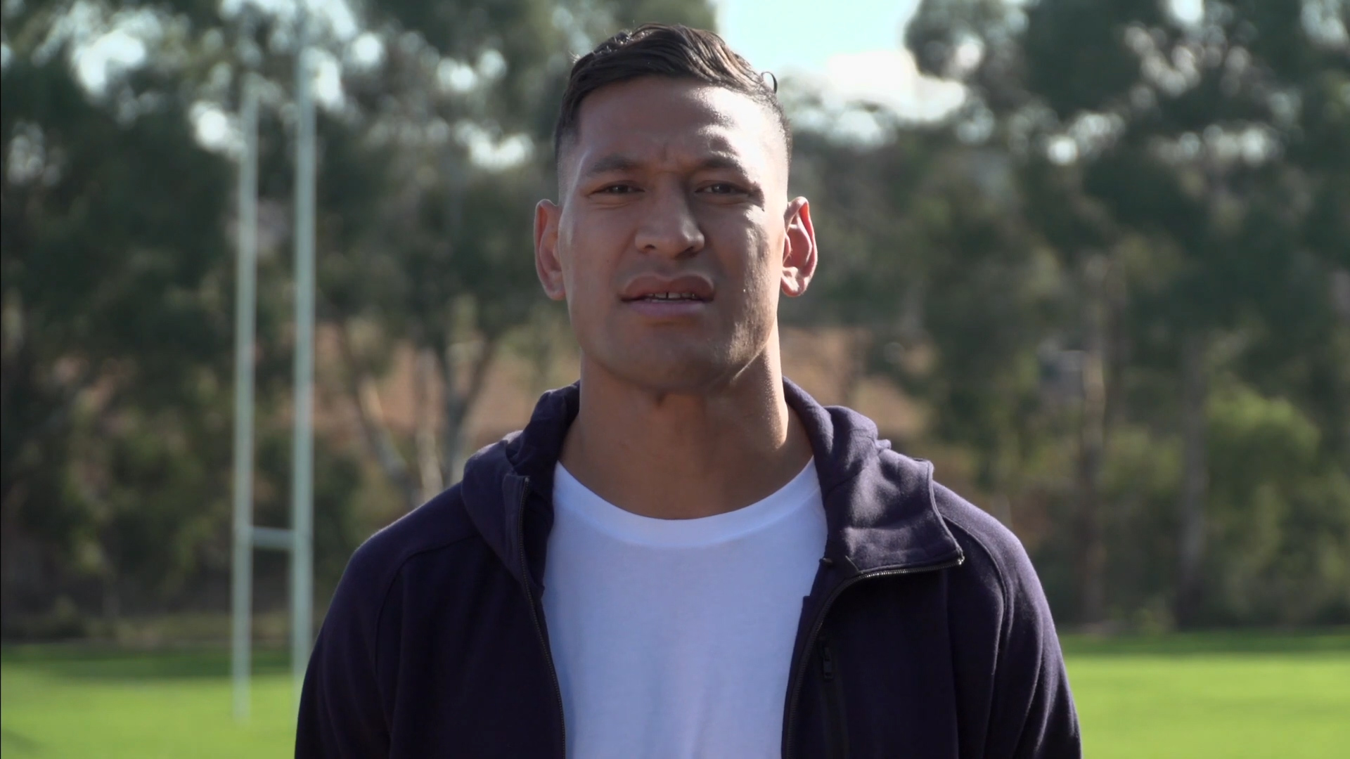 Folau's plea for fans to fund legal action