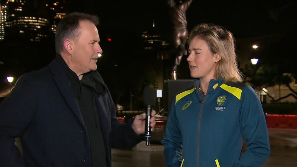 Perry previews Women's Ashes