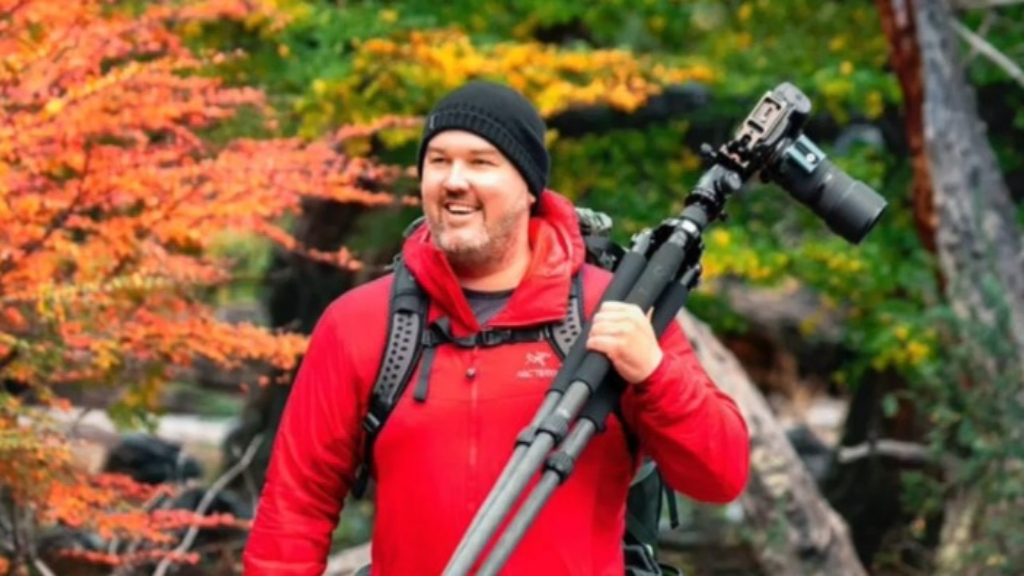 Nikon Ambassador Dale Sharpe Killed in Tragic Roadside Accident at 36