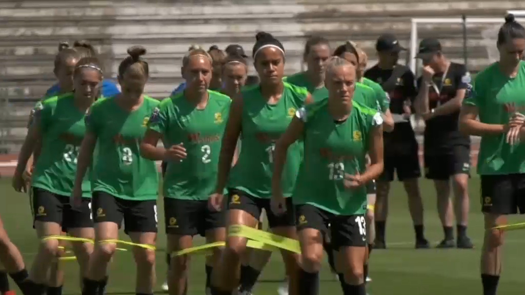 Matildas ready for physical Norway clash