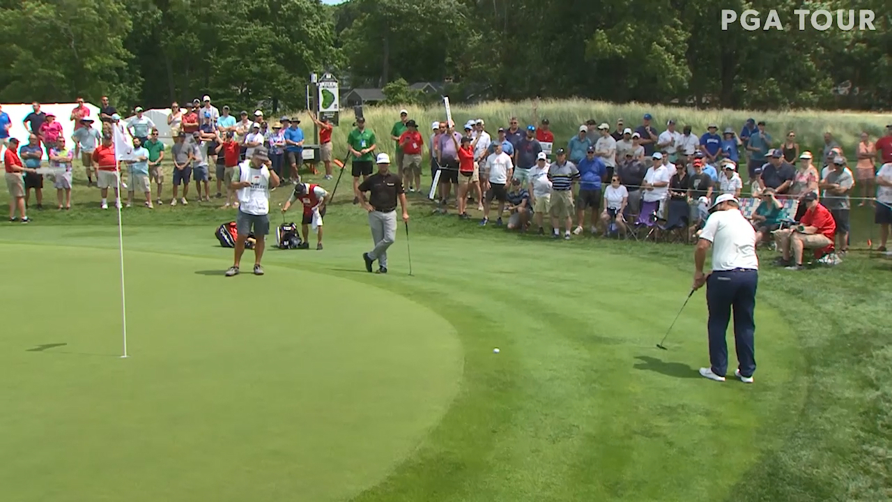 Round 3 Travelers Championship highlights
