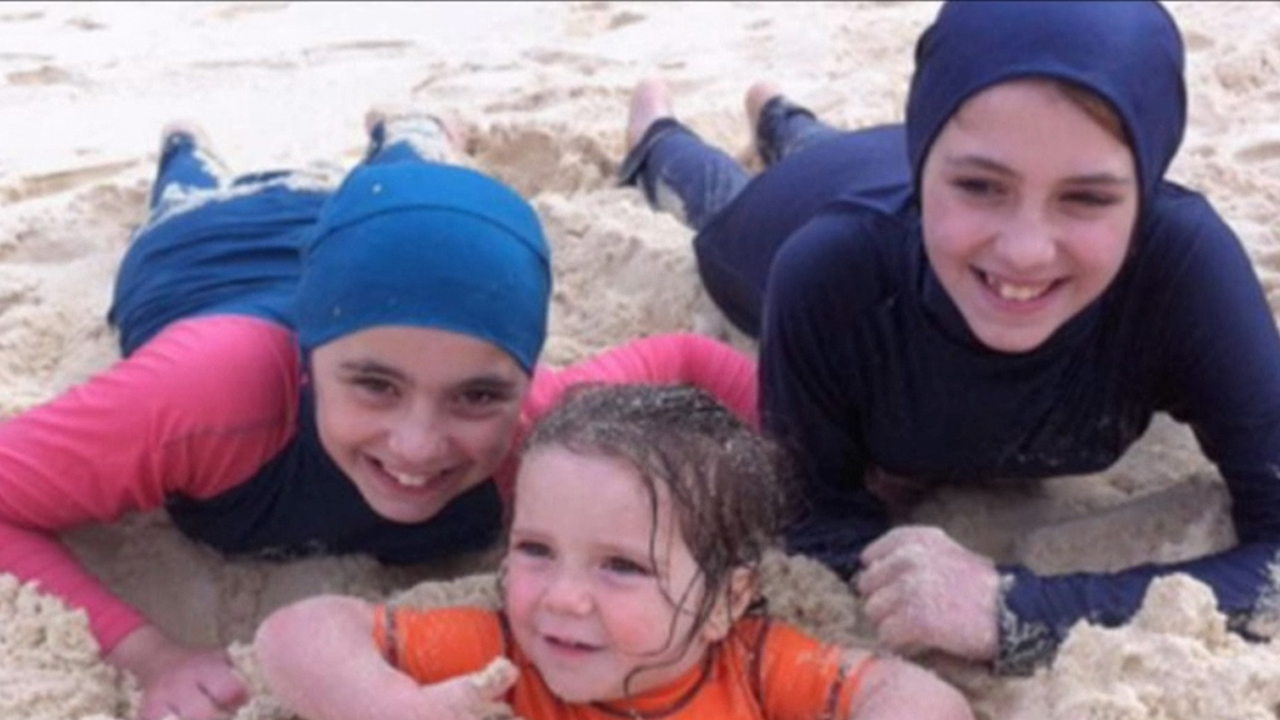 Isil fighters' children rescued by Australia