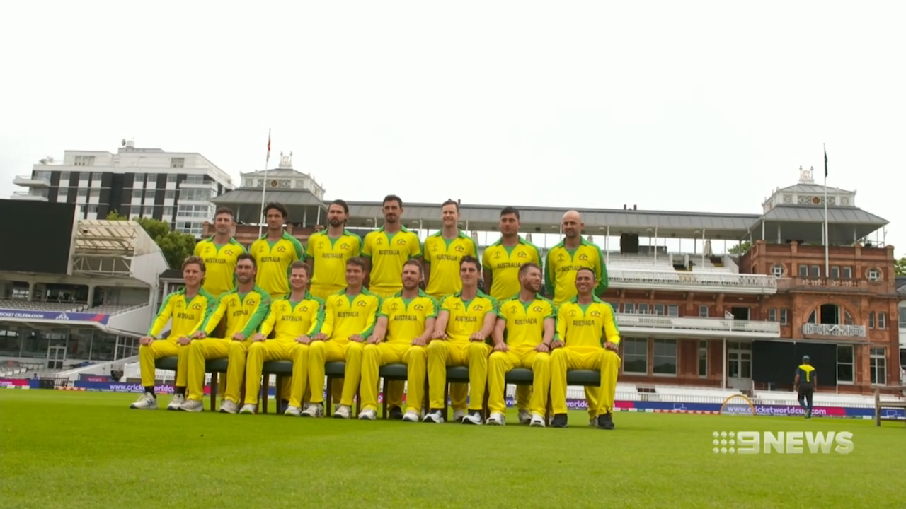 Aussies gearing up for England clash