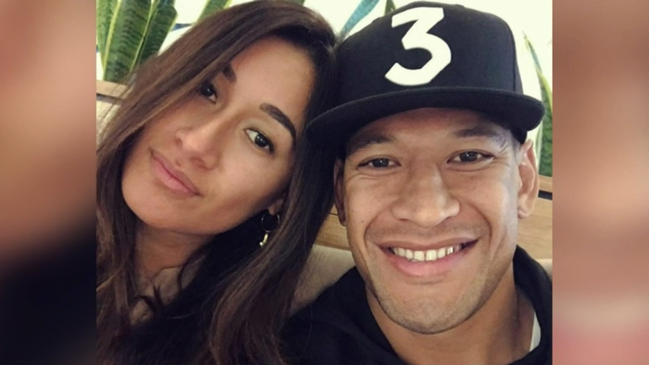 Israel Folau fundraiser video | $1.5 million in donations