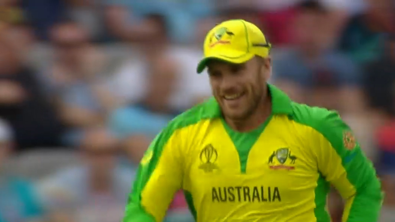 Jason Behrendorff Cricket World Cup video | 5-46, Australia vs England at Lord's