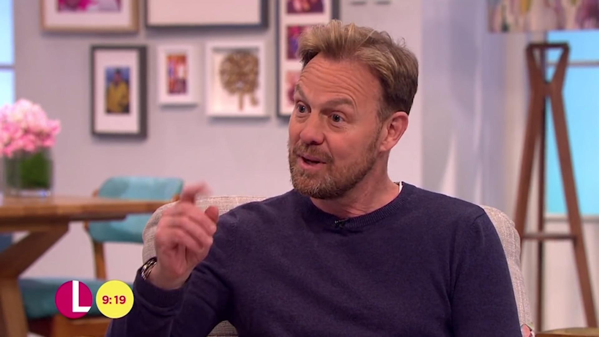 Jason Donovan looks back fondly on 'Neighbours' role