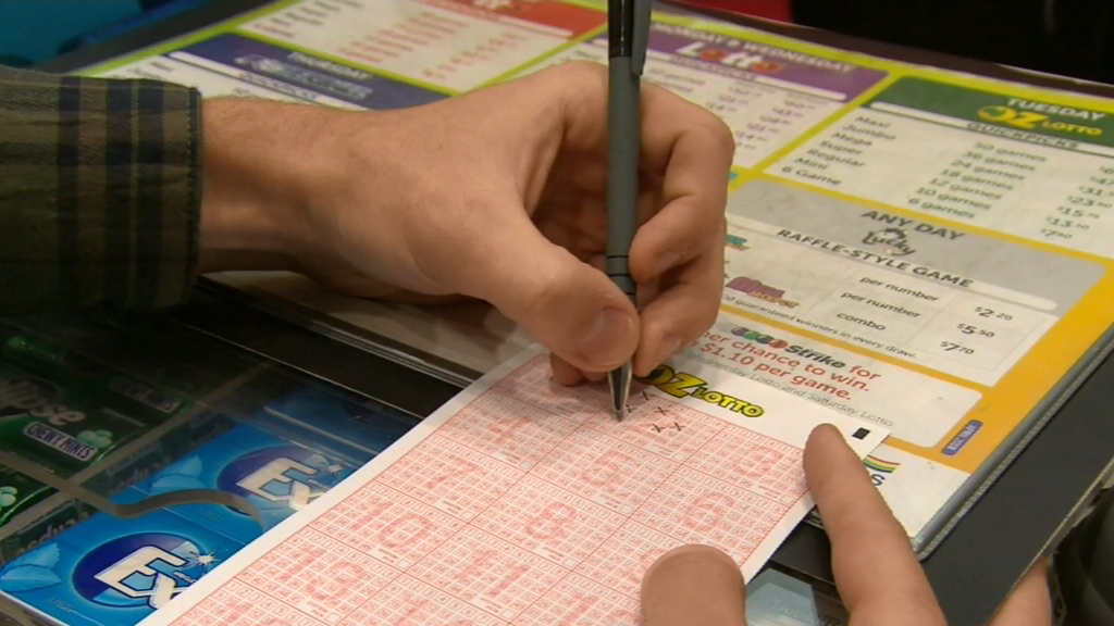 Queenslanders win a share of $80m lotto