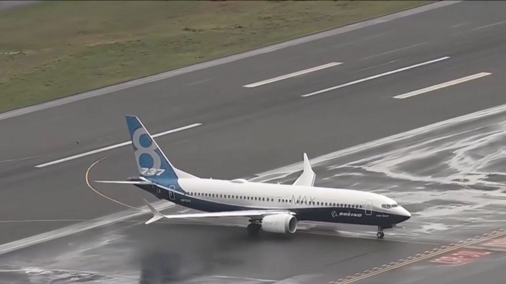 New fault found on troubled Boeing jet