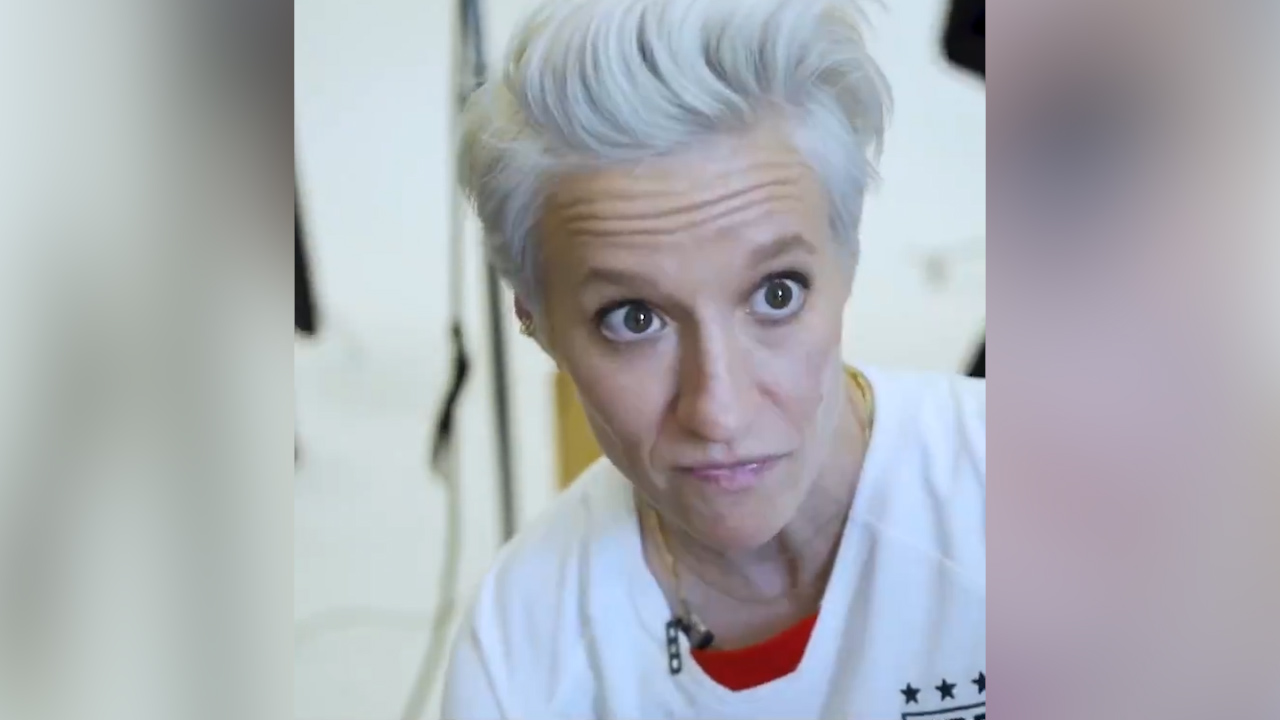 Rapinoe: 'We're not going to the f---ing White House'