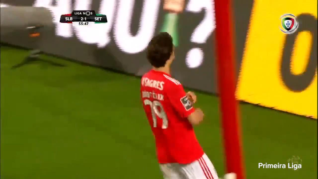 Felix's finest Benfica goals