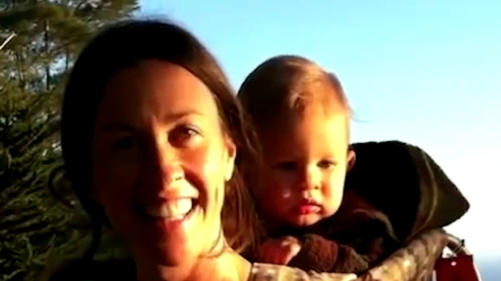 Alanis Morissette talks life as a mum