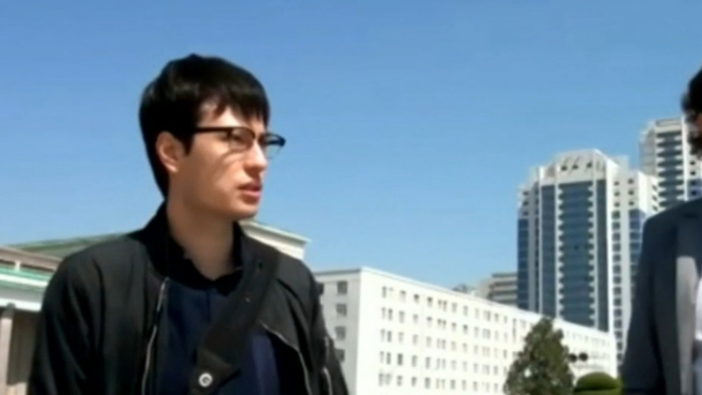 Australian student released from North Korea says spy charges 'obviously' false