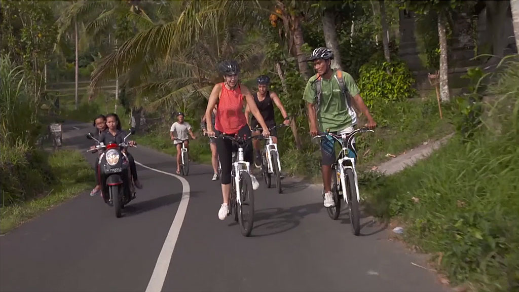 Ubud Cycle Tour
