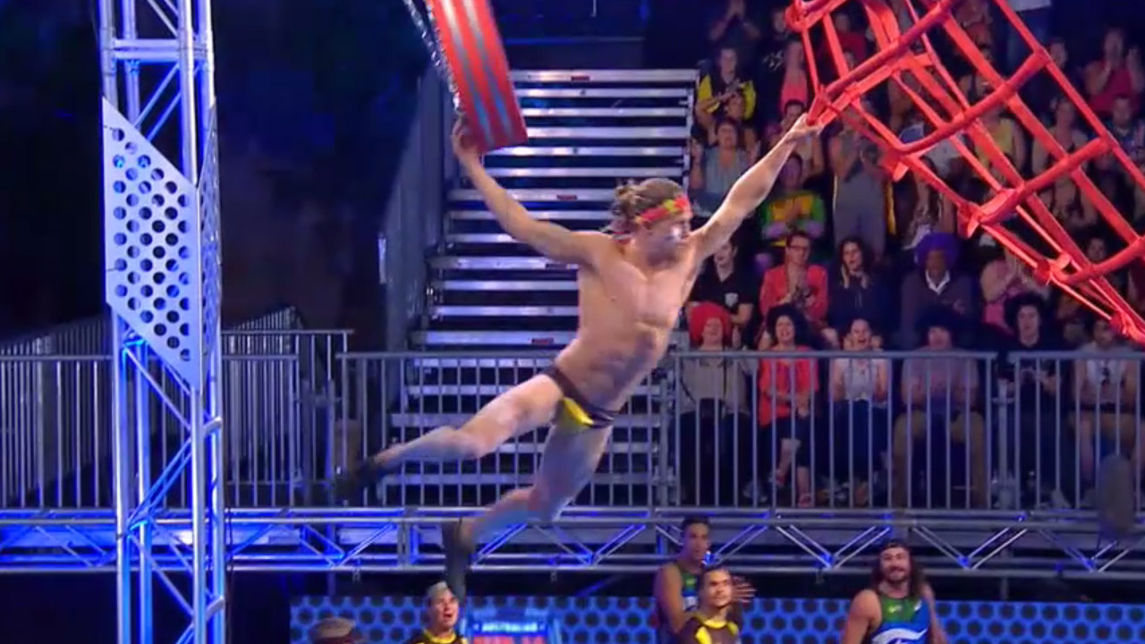 Try calisthenics to prepare for Ninja Warrior — or just to