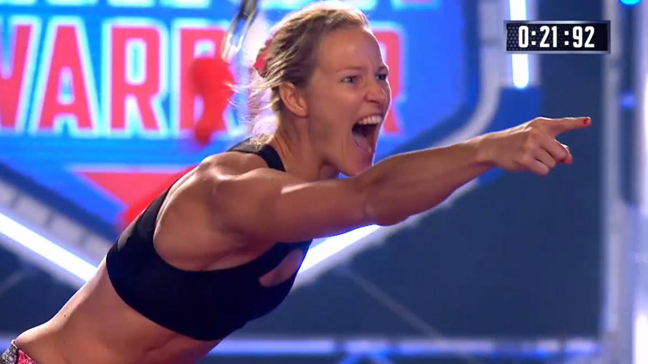 Ninja Run: Maggie-Laurie Spark