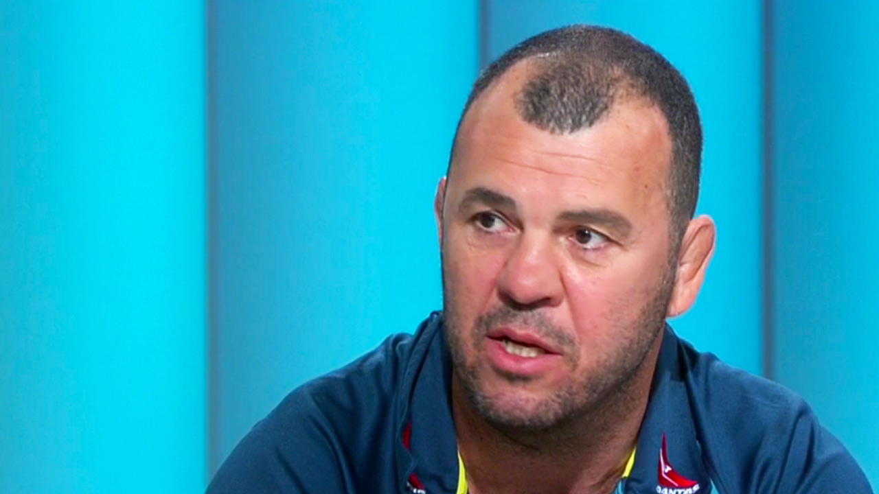 Michael Cheika Interview