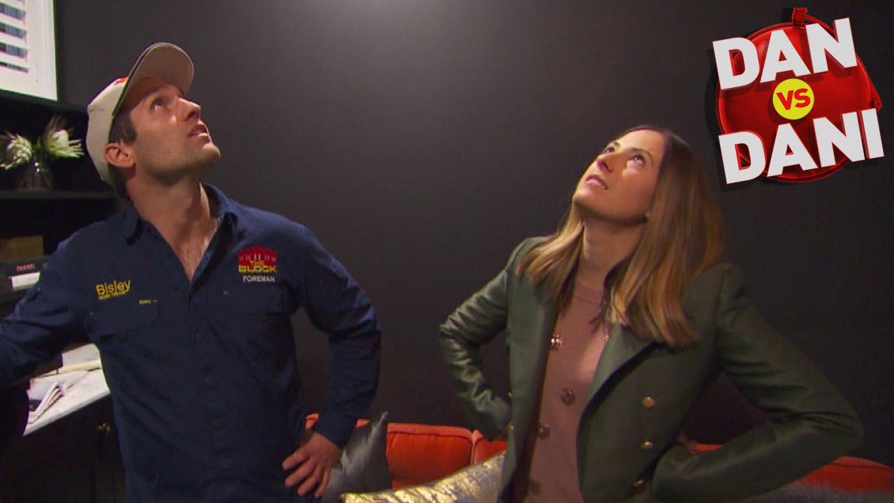 Exclusive: Dan and Dani slam Ronnie and Georgia's room