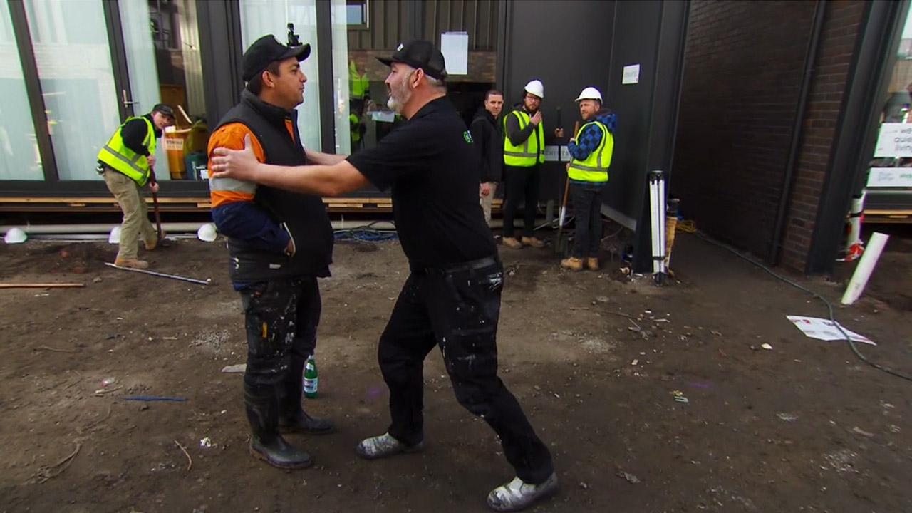 The Ronnie versus Jason showdown