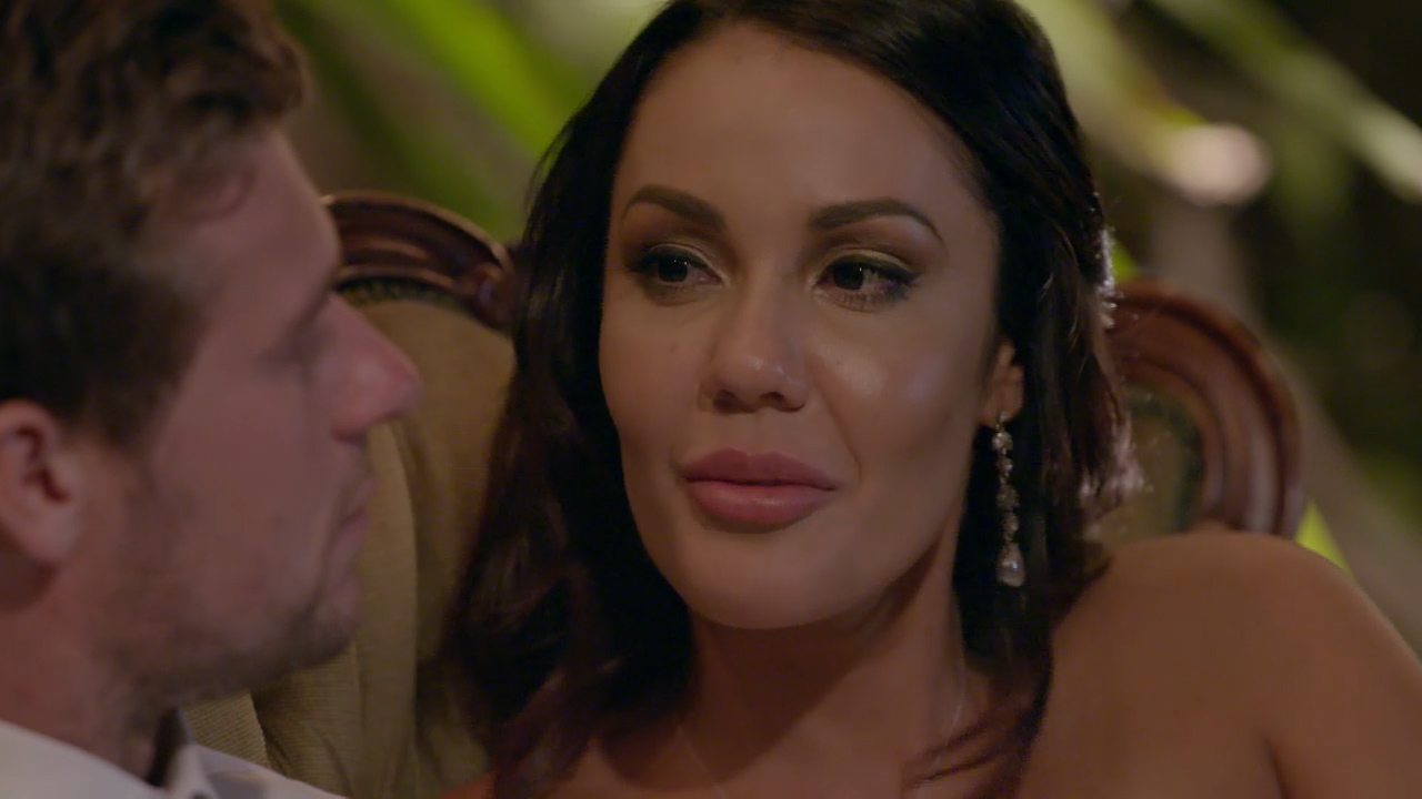 Davina gets to know Ryan better