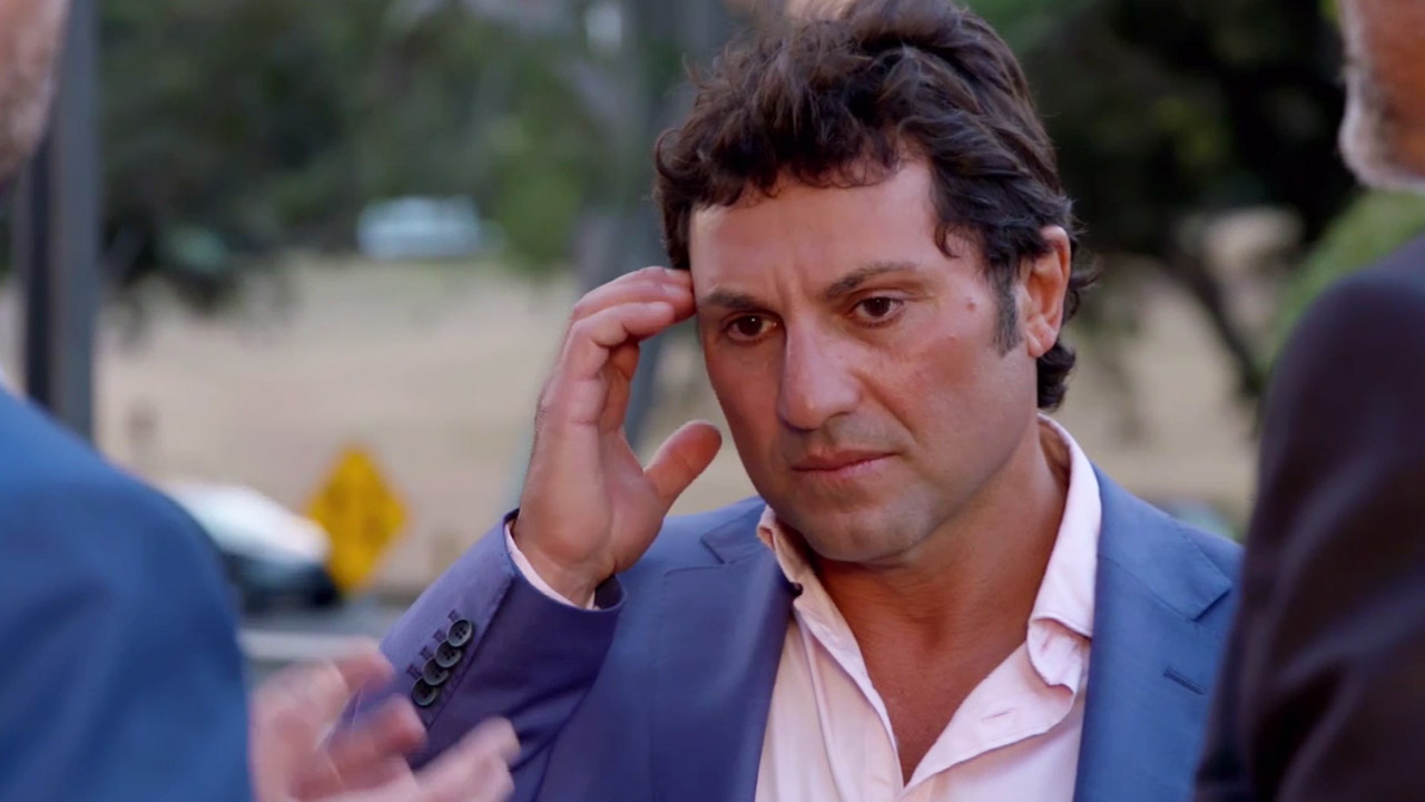 Nasser is concerned about being a step-father