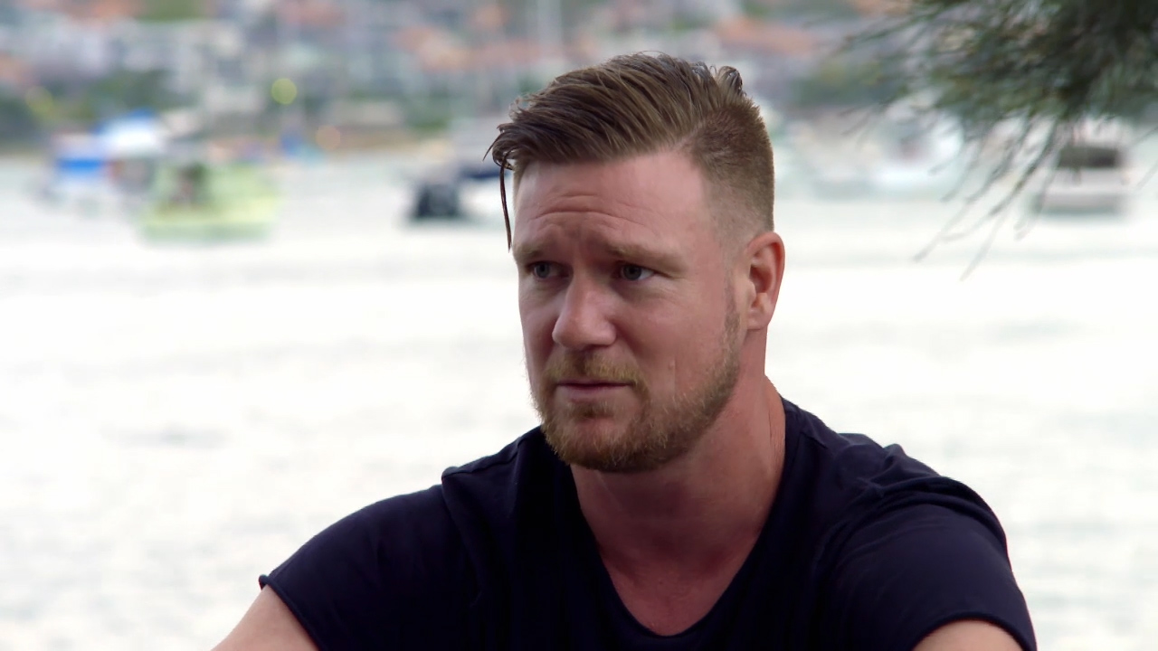 Dean opens up to the boys about his concerns about Tracey.
