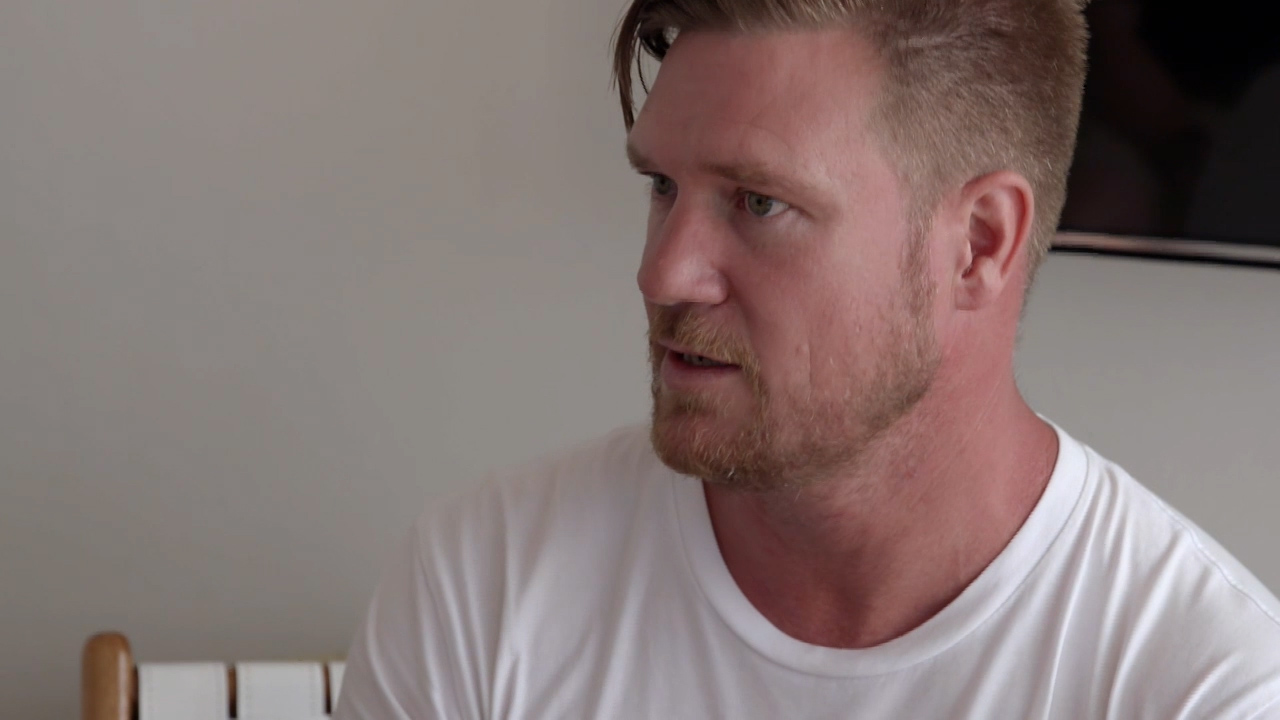Dean reveals the affair to his brother and sister