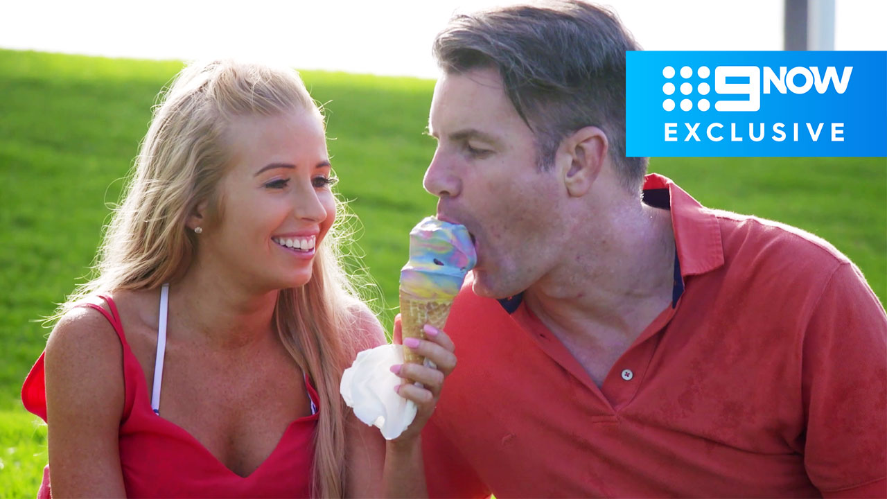 Exclusive: 'Your licking skills are so good'