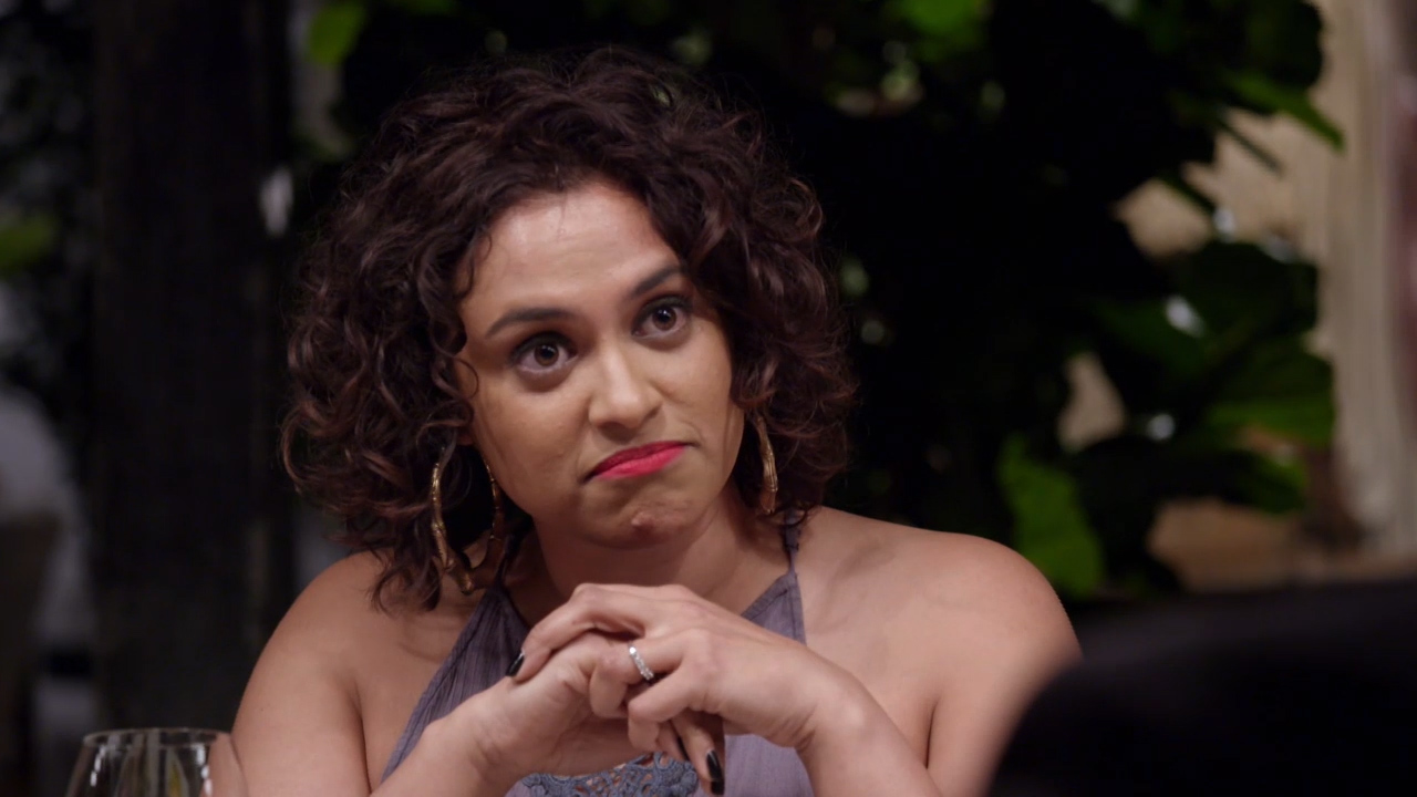 Charlene drops a bombshell about boys night