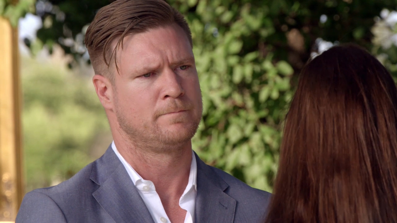 Dean and Tracey's shocking final vows