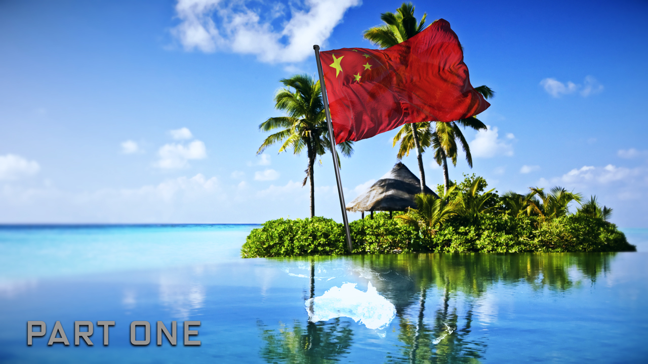 The China Syndrome - Part one