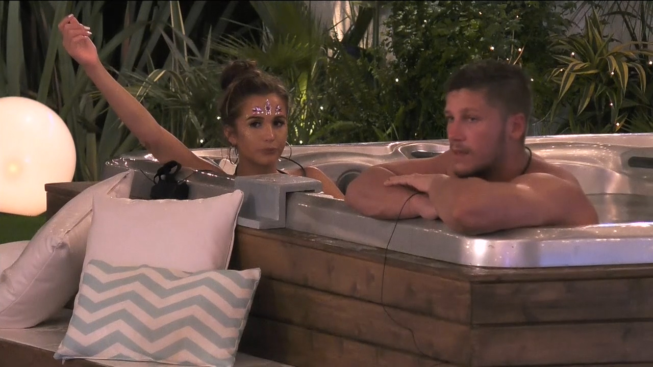 Millie and Dom plan to couple up