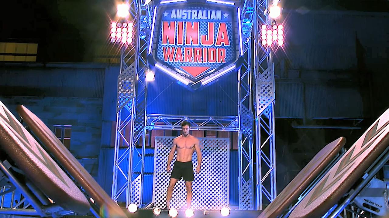 Ninja run: Steve Choate