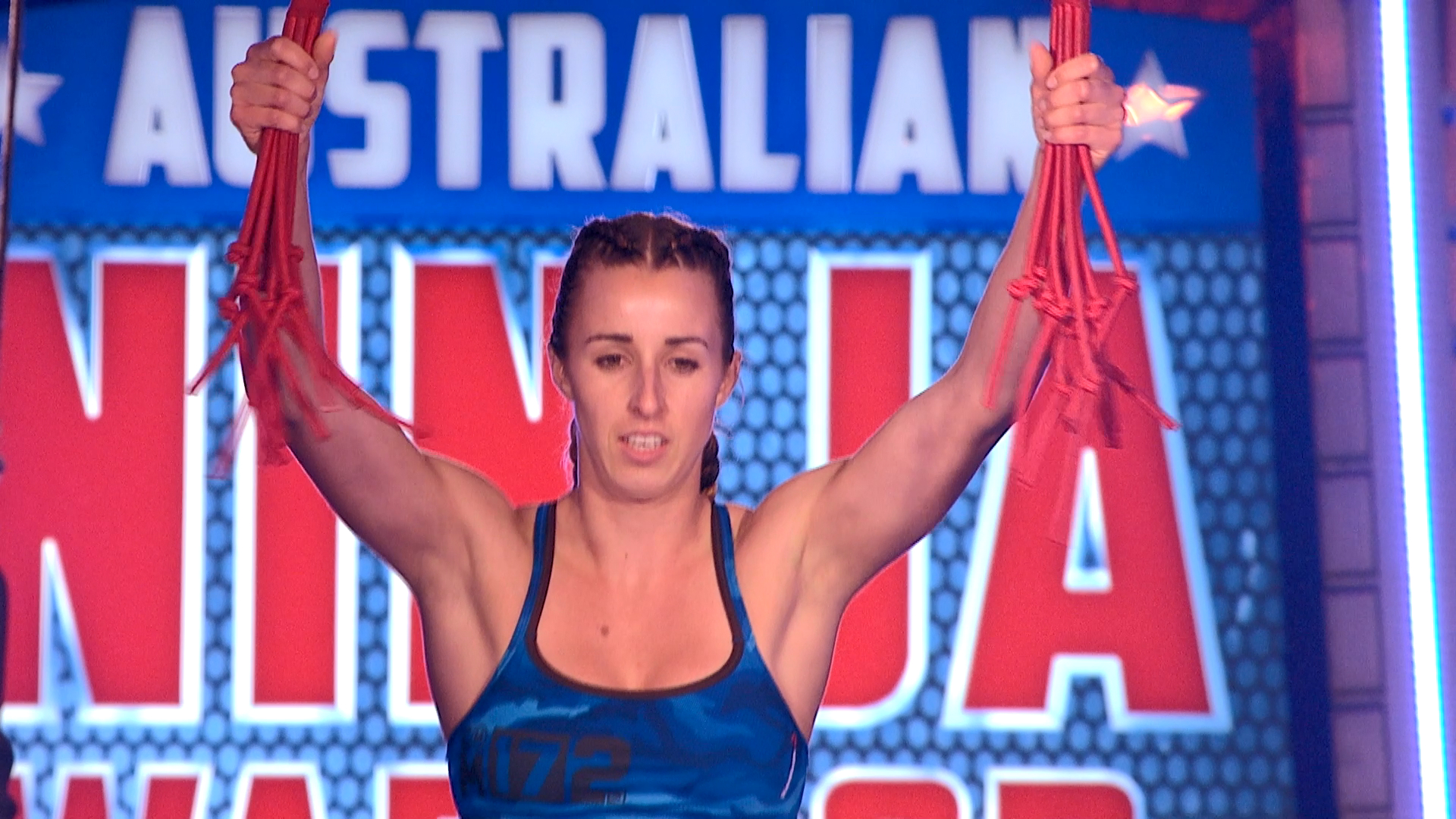 Unseen Ninja Run: Gemma Rolfe