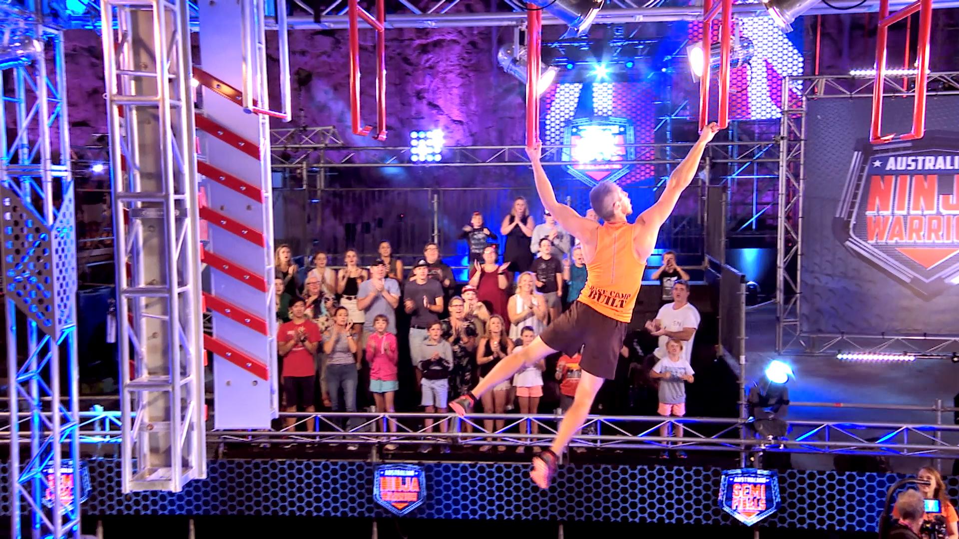 Unseen Ninja Run: Luke Williams (Semi Final)
