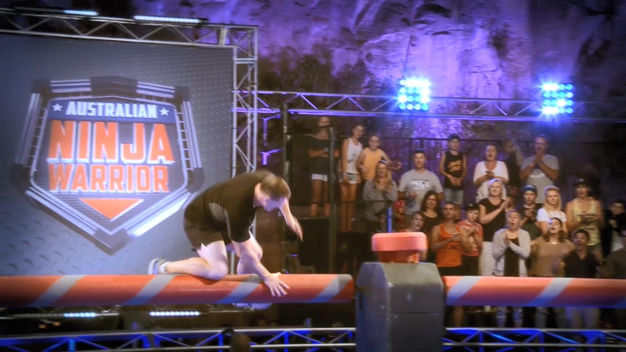 Ninja run: Paul Gallen (Semi Final)