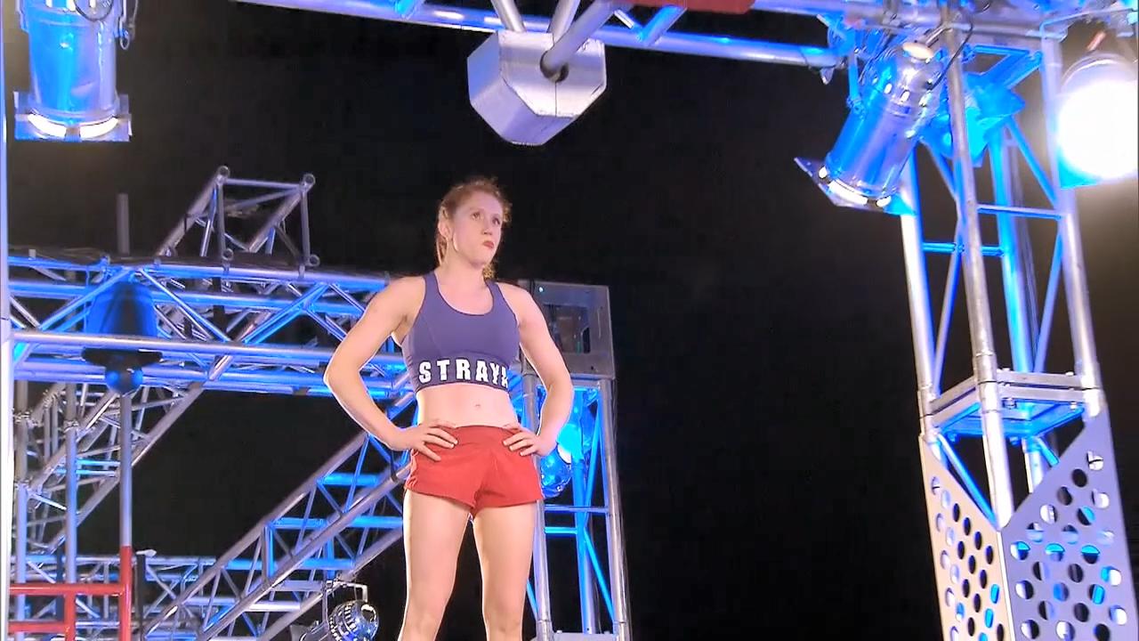 Ninja run: Olivia Vivian (Semi Final)