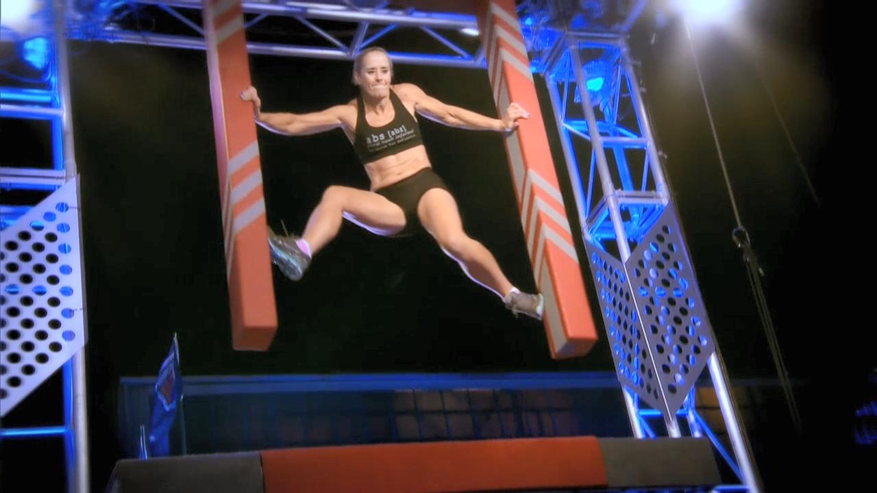 Ninja run: Linda Buttigieg (Semi Final)
