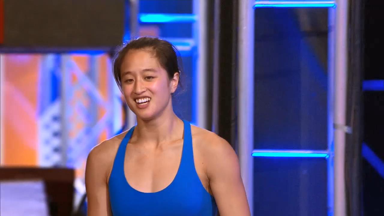 Ninja run: Andrea Hah (Semi Final)