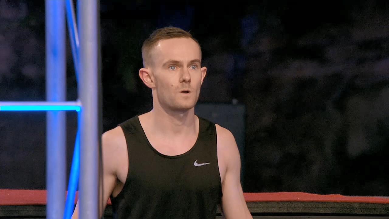 Ninja run: Stewart Furze (Semi Final)